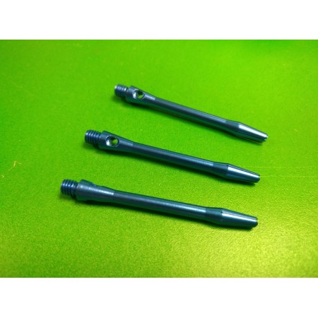 PIKADO aluminium shaft medium blue set