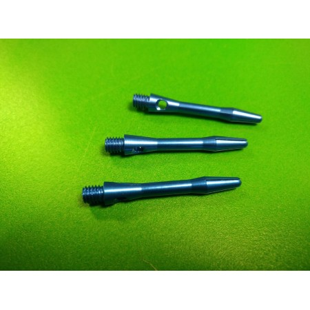 PIKADO aluminium shaft short blue set